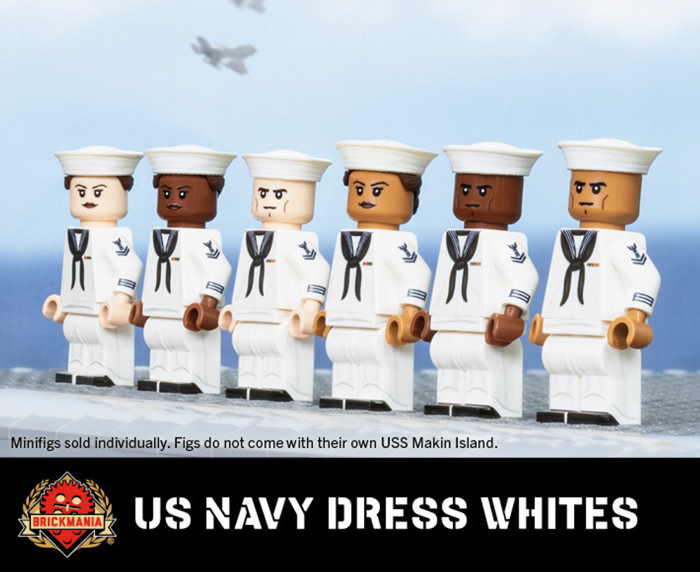 US Navy Dress Whites