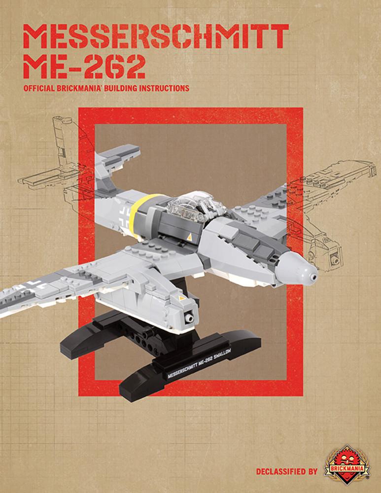 Messerschmitt Me-262 - Digital Building Instructions