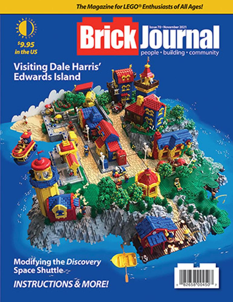 BrickJournal - Issue #70