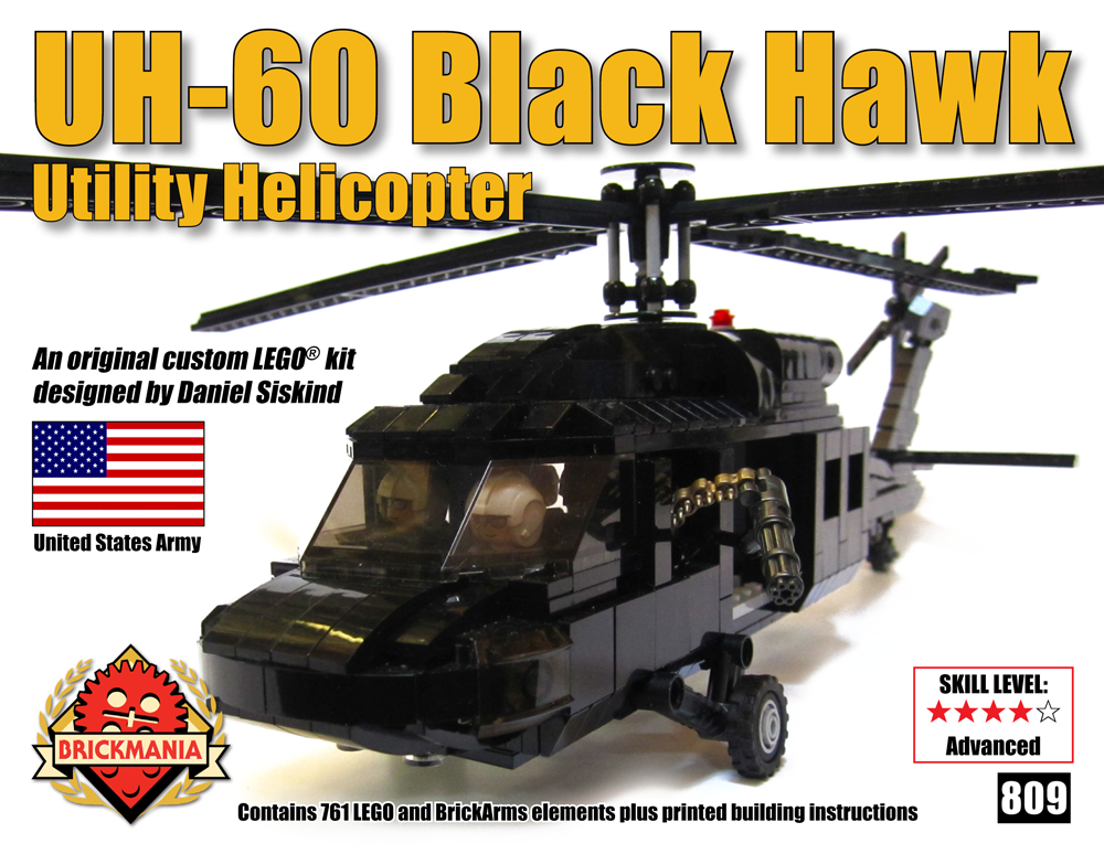 UH-60 Black Hawk Utility Helicopter