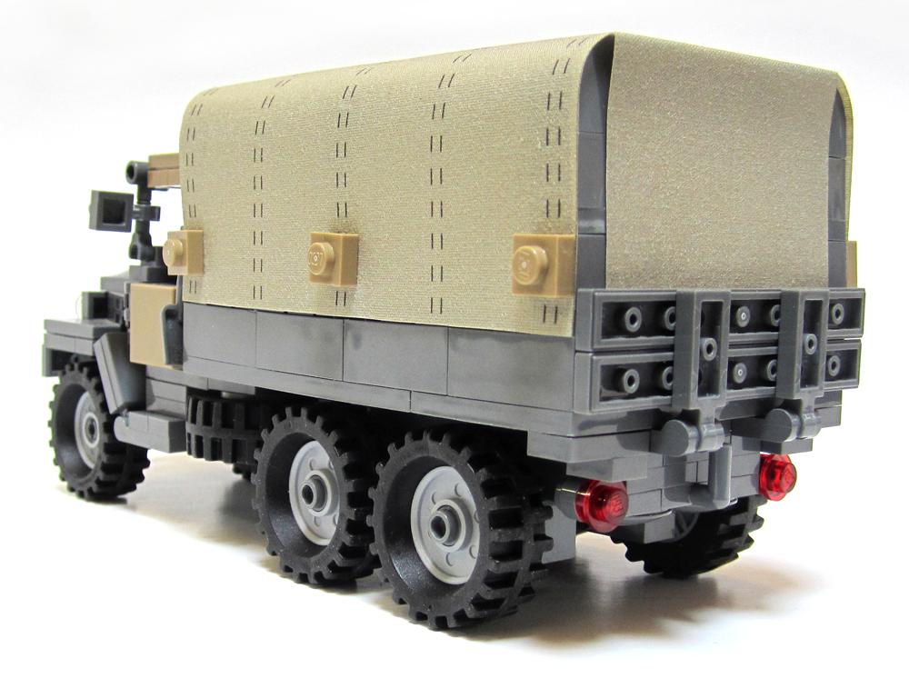 """CCKW """"Deuce and a Half"""" 6x6 Truck"""