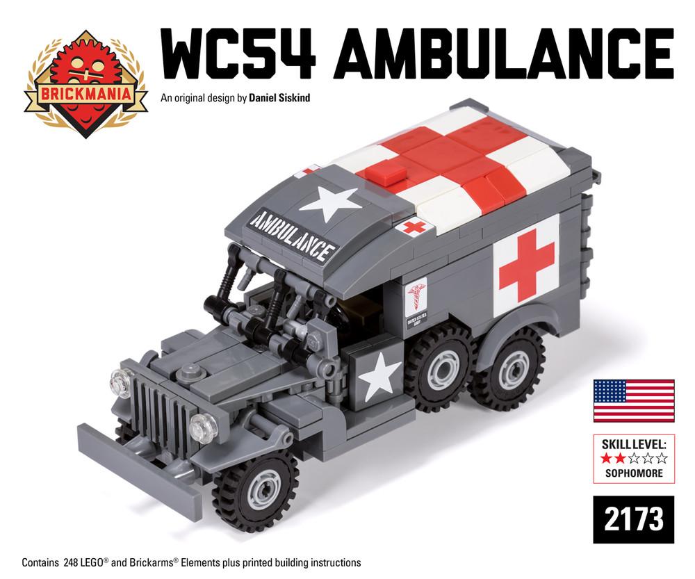 WC54 Ambulance
