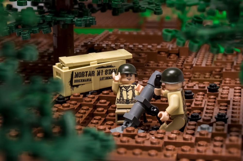 M1 81mm Mortar Pack