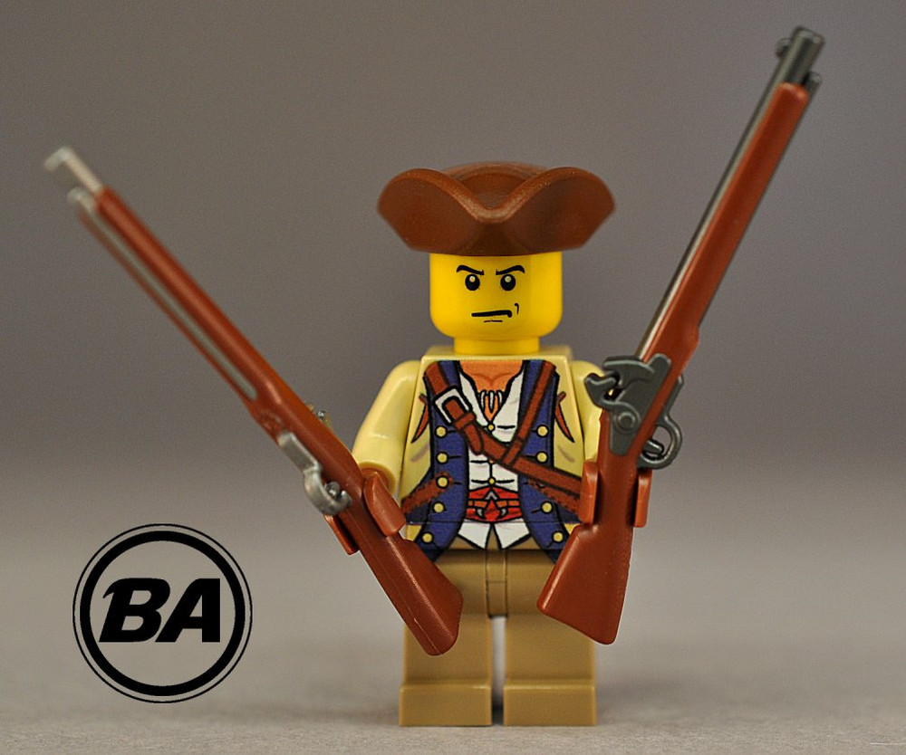 Note: you are getting only one gun and no minifig!
