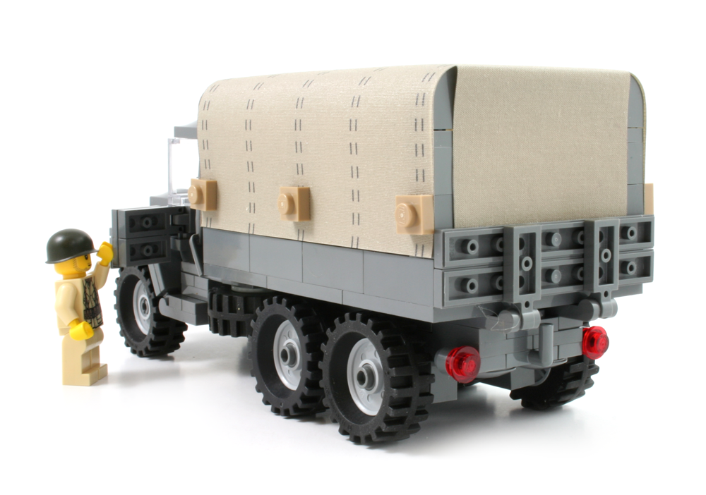 """CCKW """"Deuce and a Half"""" 6x6 Truck - Special Edition"""
