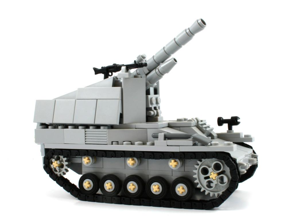SdKfz 124 Wespe 10.5cm Gun - Kit