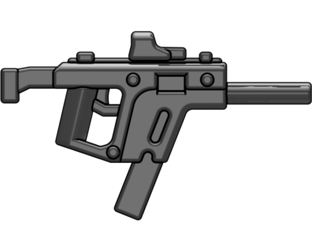 BrickArms Experimental Recoilless  Model V (XVR)
