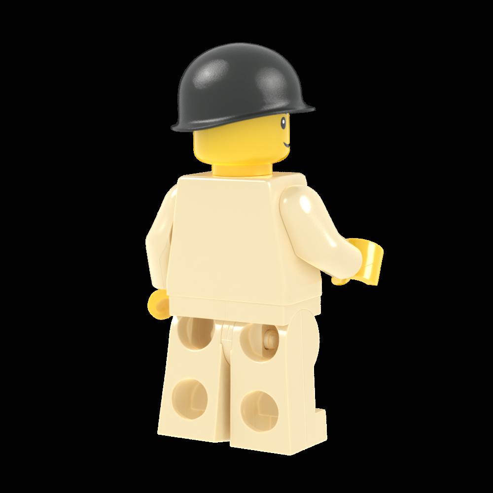 World War II US Navy Ensign (Tan)