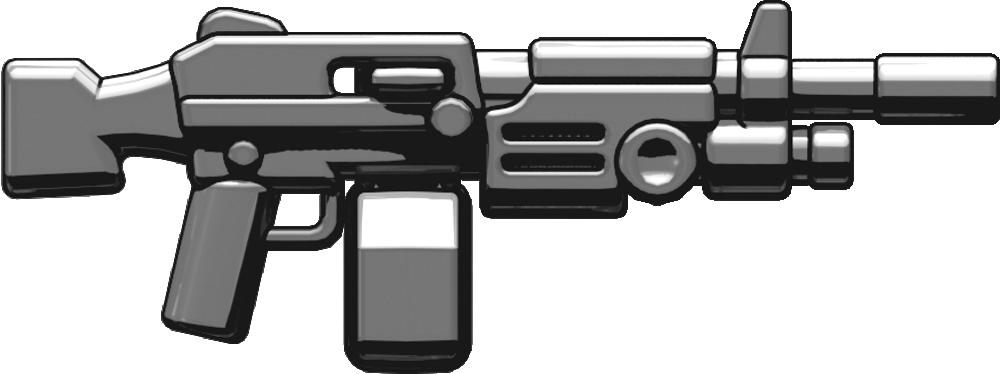 BrickArms M249 SAW