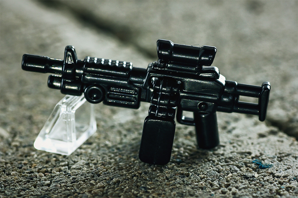 BrickArms M249 SAW Para