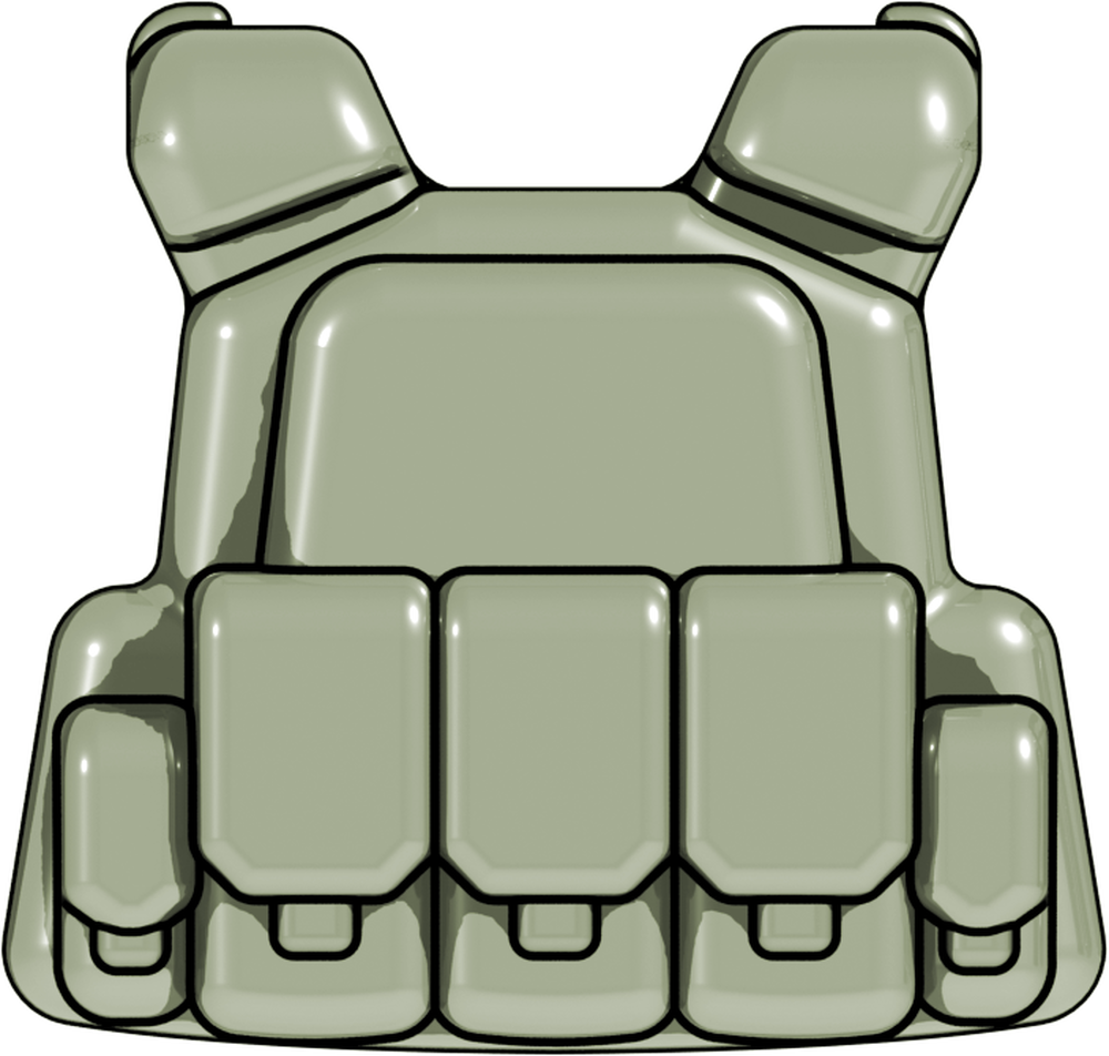 BrickArms Plate Carrier Vest PCV - Specialist