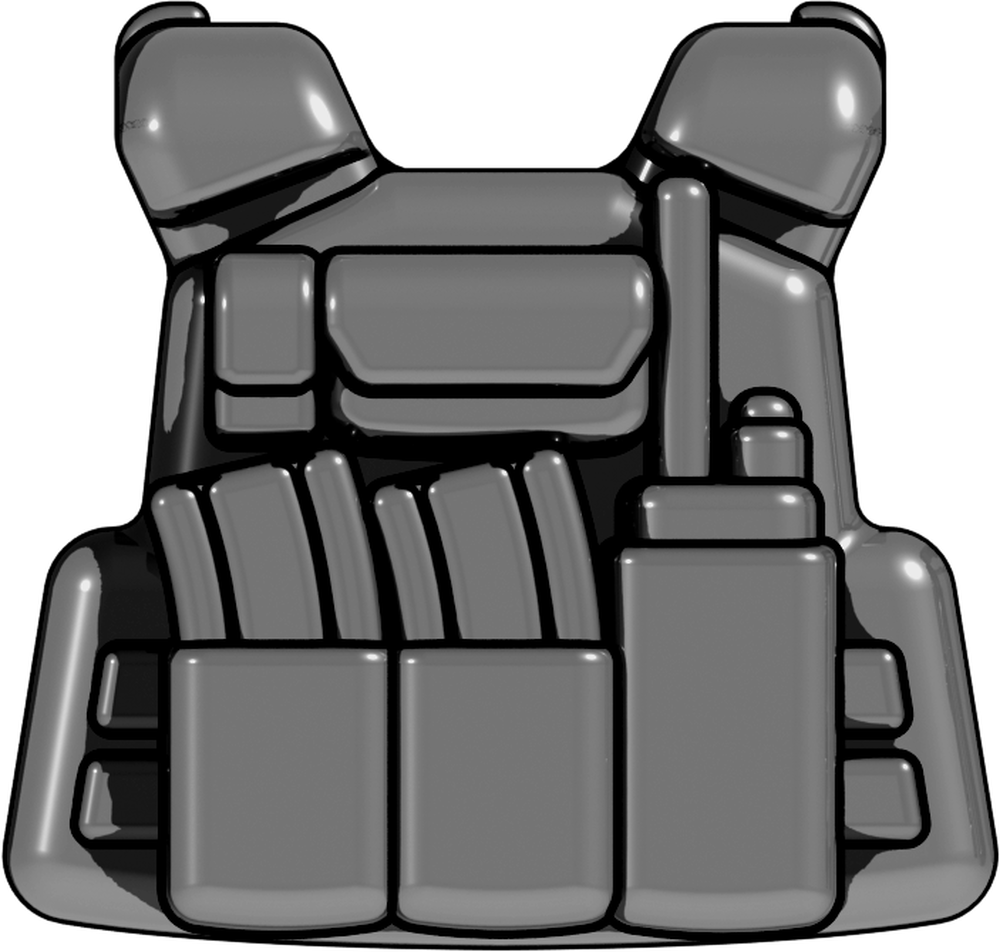 BrickArms Plate Carrier Vest PCV - Signal