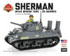 M4A2 Sherman Medium Tank - US Marines