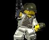 BrickArms US Ranger - WWII Web Gear
