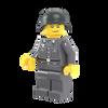 World War II German Heer Soldier (Dark Gray)
