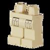 Genuine LEGO® Legs with Pockets