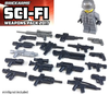 BrickArms® Sci-Fi Weapons Pack (2017)