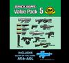 BrickArms Value Pack #5