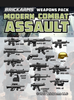 BrickArms® Modern Combat - Assault Pack