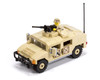 M1025 HMMWV - 4x4 Utility Vehicle with M2HB Machine Gun