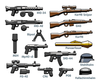 BrickArms® German Weapons Pack V2
