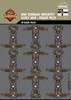 WWI German Infantry (Early War) - Squad Pack - Stickers