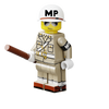 WWII US Army MP