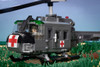 Vietnam War UH-1 Huey Sticker Pack