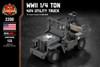 WWII 1/4 Ton 4X4 Utility Truck