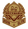 Brickmania Elite Membership 2019