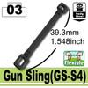 Minifig.Cat Gun Sling (GS-S4)