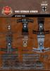 WWII German Airmen - Sticker Pack