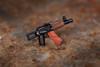 Brickmania® Perfect Caliber™ BrickArms® AKS74u w/ Composite Magazine