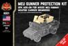 MEU Gunner Protection Kit - Add On Kit For M1025 MEU HMMWV