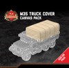 M35 Truck Cover - Canvas Pack