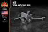 M3 - 37mm Anti-Tank Gun