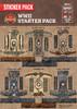 WWII Starter Sticker Pack