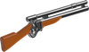 BrickArms Overmolded Sharps Rifle -Scoped RELOADED
