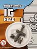 BrickArms IG Head (4 piece)