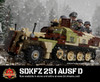 SdKfz 251 Ausf D - Armored Half Track Carrier