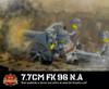 7.7cm FK 96 N.A - World War I Field Gun