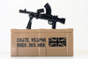 BrickArms® Bren Gun and Printed Crate