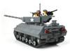 M10 Wolverine Allied Tank Destroyer - Premium Custom LEGO® Kit