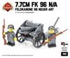 7.7cm Feldkanone 96 NA