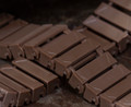 Brickmania® Track Links™ V2 - Chevron Double Wide - Brown - x150
