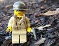 BrickArms US Command - WWII Web Gear