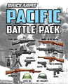 BrickArms® Pacific Battle Pack