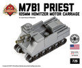 Micro Brick Battle - M7 Priest