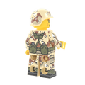 Desert Storm GI with 6-Color BDU