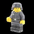 WWII German Heer Soldier V2